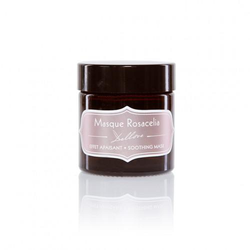 Masque Rosacelia - Delbove- Masque visage Apaisant - Paulette Store