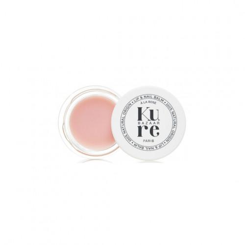 lip & nail baume à la rose - kure bazaar - paulette store