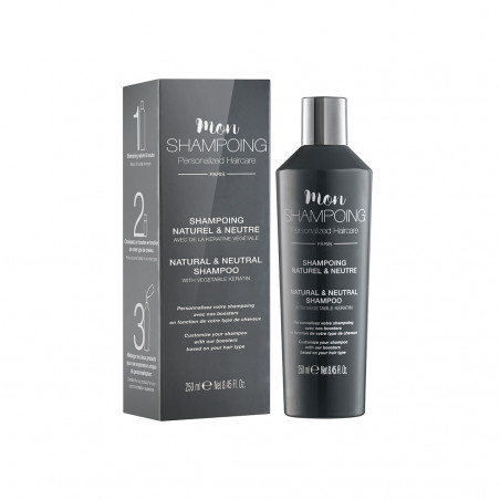 shampoing naturel et neutre - mon shampoing - à personnaliser en fonction de la problématique de son cheveu - Paulette Store