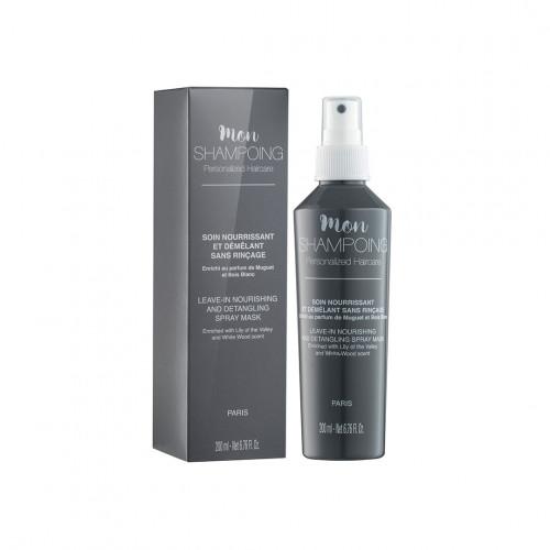 Spray nourrissant et démêlant sans rinçage - Mon Shampoing - Paulette Store