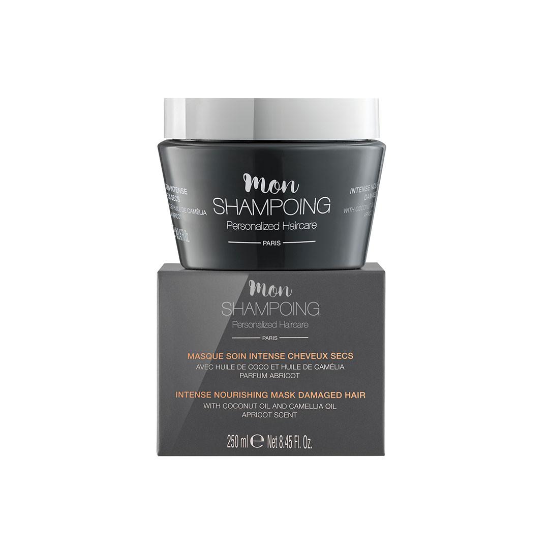 masque soin intense cheveux secs - Mon Shampoing- Paulette Store