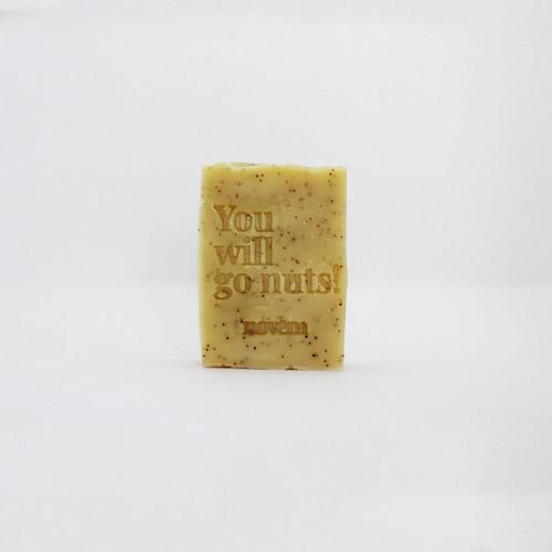 Le pain de noix - savon solide exfoliant - Novëm - Paulette Store
