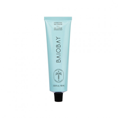 gel-crème hydratant visage - baiobay - naturel & made in france - paulette store
