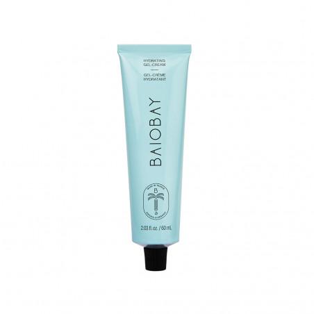 gel-crème hydratant visage - baiobay - naturel & made in france - paulette store