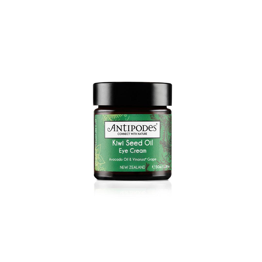 Kiwi Seed Oil crème contour des yeux - Antipodes - Paulette Store