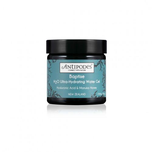 Baptise - Gel-Crème ultra-hydratant pour le visage - Antipodes - Paulette Store