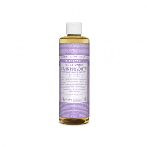 Savon liquide bio lavande - Dr Bronner's - Paulette Store