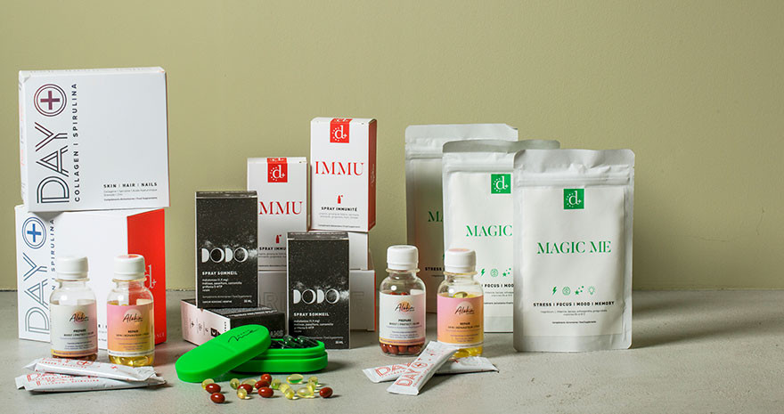 Compléments Alimentaires Naturels & faits en France - Paulette Store