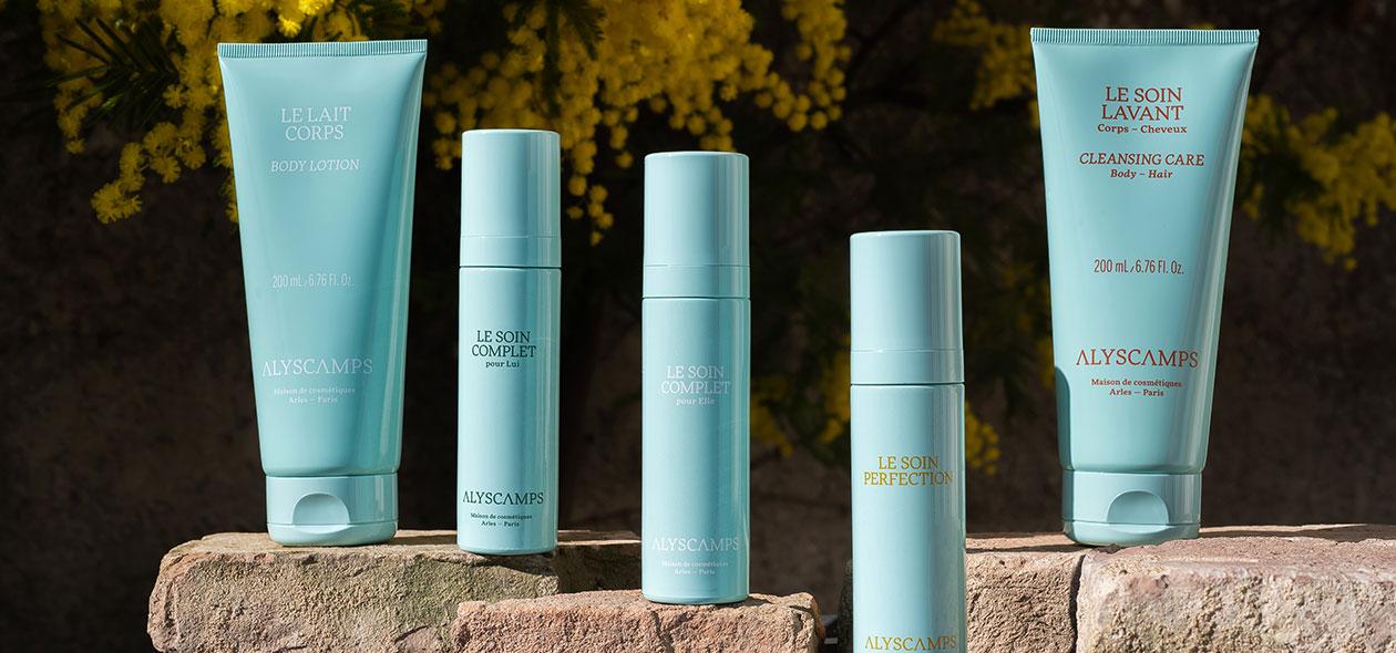 Alyscamps, nouvelle marque française de cosmétiques naturels et pour toute la famille tout droit venue de Arles !